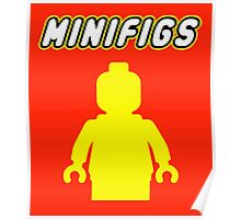 MINIFIGS Poster