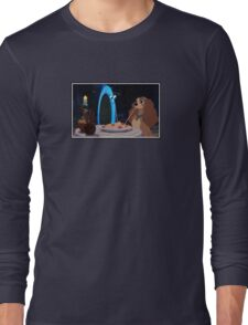 Lady and the Tramp-oline Long Sleeve T-Shirt