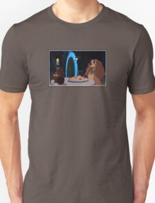 Lady and the Tramp-oline T-Shirt