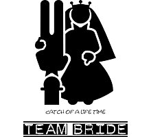 Team Bride VRS2 Photographic Print