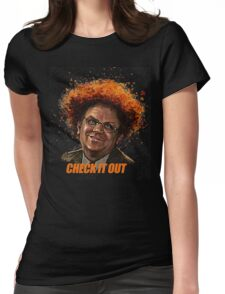 steve brule Womens Fitted T-Shirt