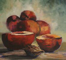 """""""Peachy"""" by Kobie Bosch"""