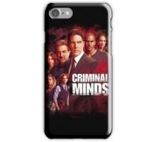 criminal minds iPhone Case/Skin