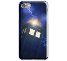 TARDIS 2010 iPhone Case/Skin