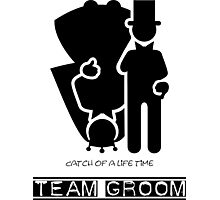 Team Groom VRS2 Photographic Print