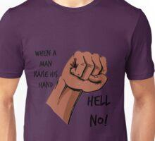 Hell No! lyric Unisex T-Shirt