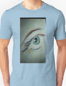 Emerald  eye Unisex T-Shirt
