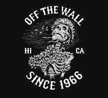 Off The Wall Skull Girl Classic T-Shirt