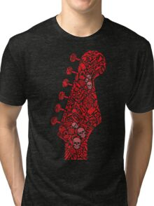 Rock Guitar Tri-blend T-Shirt