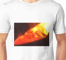 hot coals in the fire Unisex T-Shirt