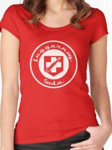 Juggernog Soda - Call of Duty Women's Fitted Scoop T-Shirt
