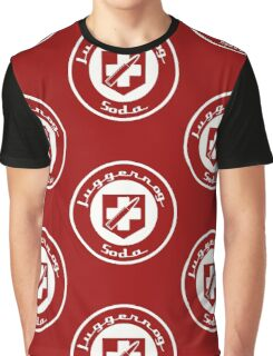 Juggernog Soda - Call of Duty Graphic T-Shirt