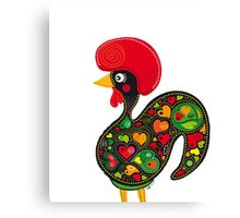 Symbols of Portugal - Rooster Nr. 02 Canvas Print
