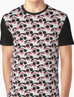 Cherry. Creative design. Graphic T-Shirt