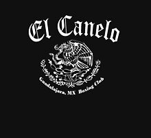 canelo alvarez Womens Fitted T-Shirt