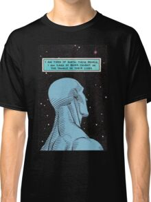 Dr. Manhattan // WATCHMEN Classic T-Shirt