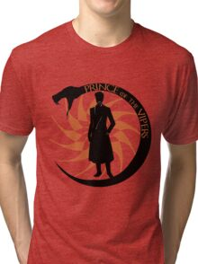 Prince of the Vipers Tri-blend T-Shirt