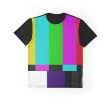 Old video screen Graphic T-Shirt