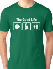 Double Bass The Good Life Unisex T-Shirt