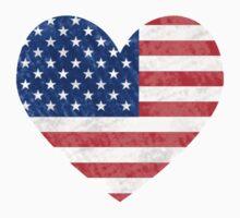American Heart Kids Tee