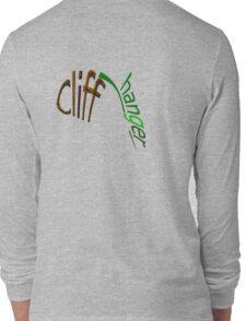 CLIFF-HANGER Long Sleeve T-Shirt
