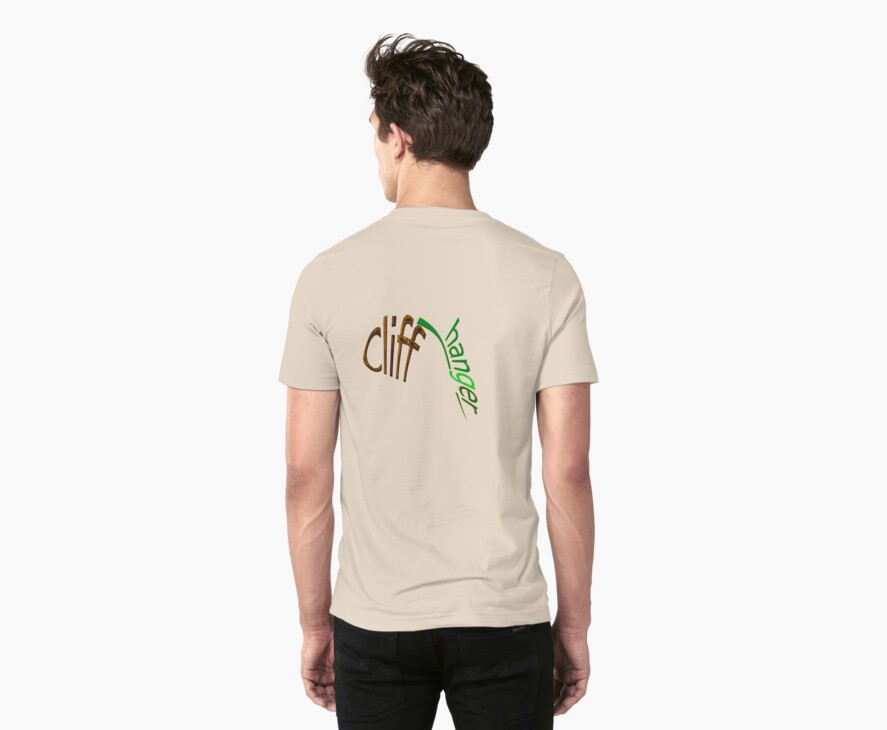 CLIFF-HANGER by TeaseTees