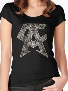 canelo alvarez Women's Fitted Scoop T-Shirt