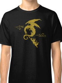 The Desolation Of Smaug Classic T-Shirt