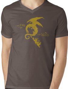 The Desolation Of Smaug Mens V-Neck T-Shirt