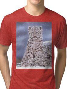 The Snow Prince Tri-blend T-Shirt