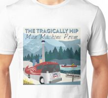 hip tour tragically  Unisex T-Shirt