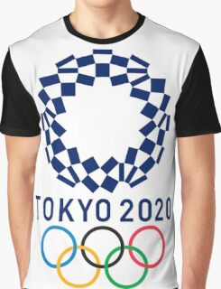 Olympic Games Tokyo 2020 Graphic T-Shirt
