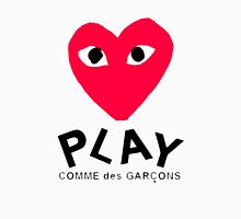 Comme des Garcon Womens Fitted T-Shirt