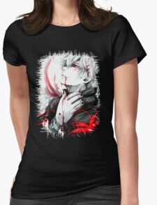 blood so sinister Womens Fitted T-Shirt