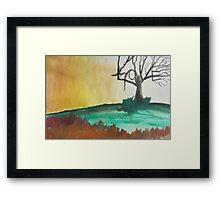 Grow With Love Framed Print