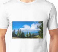Ski Slope Unisex T-Shirt