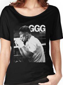 golovkin Women's Relaxed Fit T-Shirt