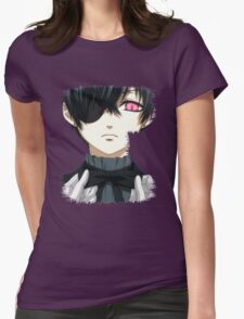 ciel the new demon Womens Fitted T-Shirt