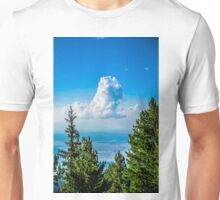 Lonely Cloud In The Sky Unisex T-Shirt