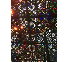 Fancy Coloured Ceiling Photographic Print