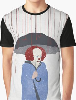 Murder Clown Graphic T-Shirt