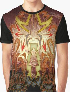 Roaring Fire Graphic T-Shirt