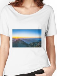 Beautiful Sunrise Women's Relaxed Fit T-Shirt