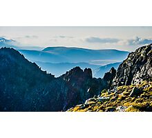 Rocky View Photographic Print
