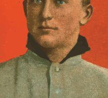 Benjamin K Edwards Collection Ty Cobb Detroit Tigers baseball card portrait 003 Sticker