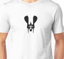Renegade Merchant silhouette - with symbol (for light background) Unisex T-Shirt