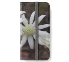 Flannel Flower  iPhone Wallet/Case/Skin