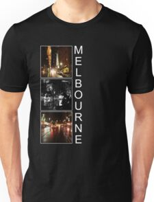 Melbourne shines at night T-Shirt