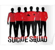 Star Trek - Suicide Squad Parody Poster