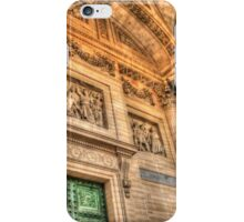 Into The Pantheon iPhone Case/Skin